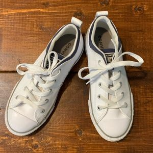Converse Leather All Stars